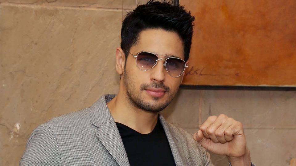 _Sidharth in new Look