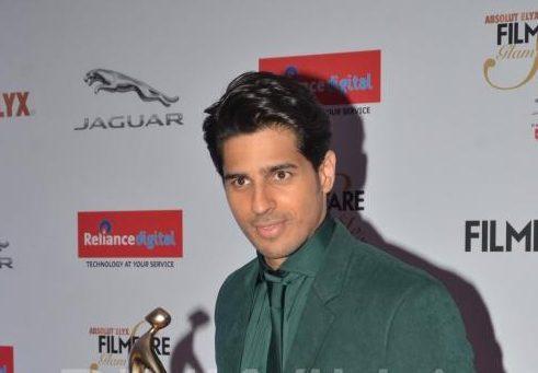 At the Filmfare Awards
