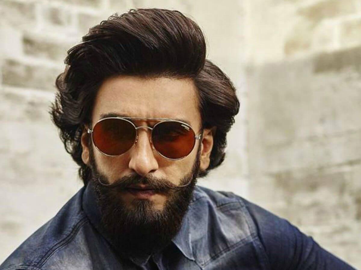 Ranveer Singh in Beard look