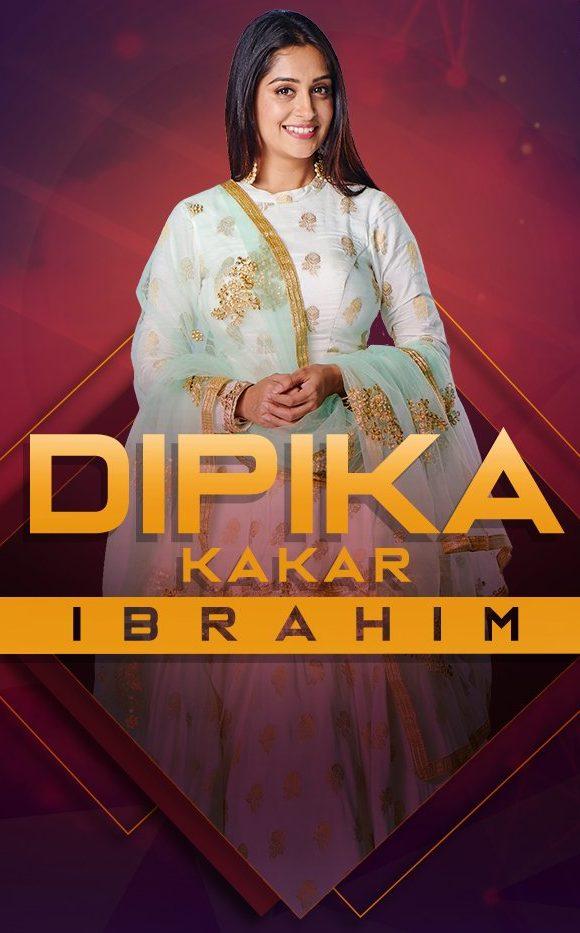 Deepika in bigg boss 12