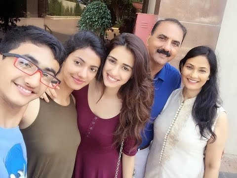 family of Disha Patani