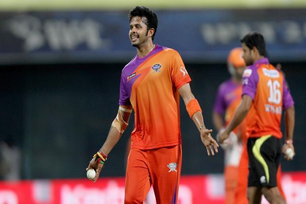 SreeSanth in IPL