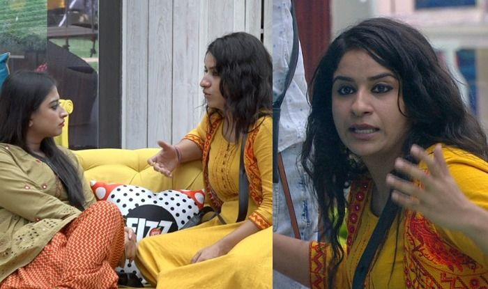surbhi in bigg boss house