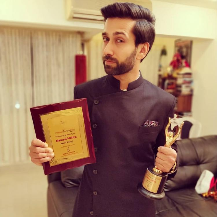 Best Actor award