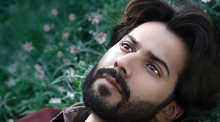 varun dhawan Beard in october