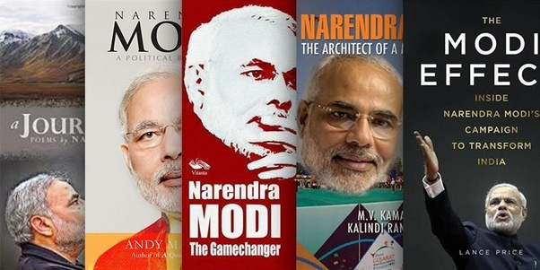 Books on Narendra Modi