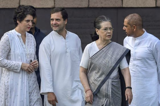 family of rahul gandhi