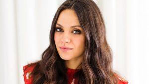 Mila Kunis (american actress)