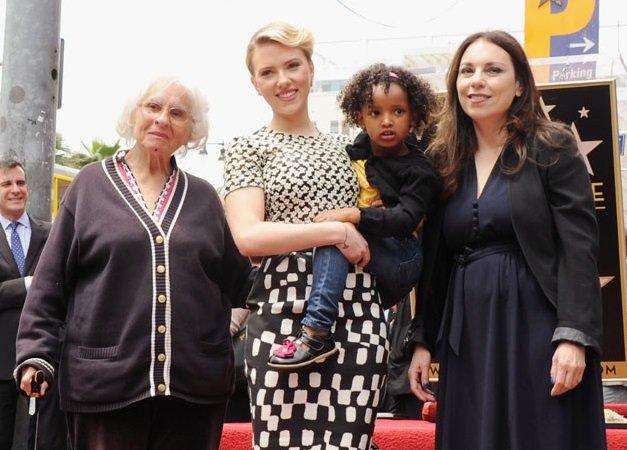 Scarlett Family