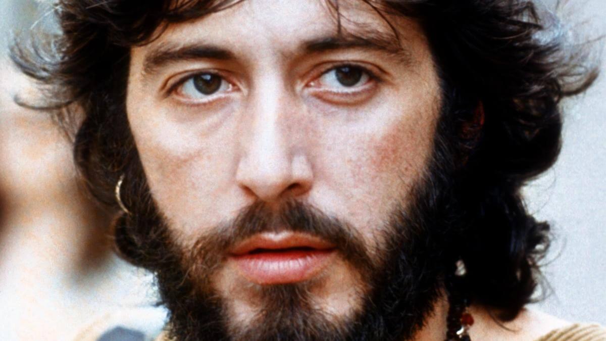 Al pacinoin Beard look