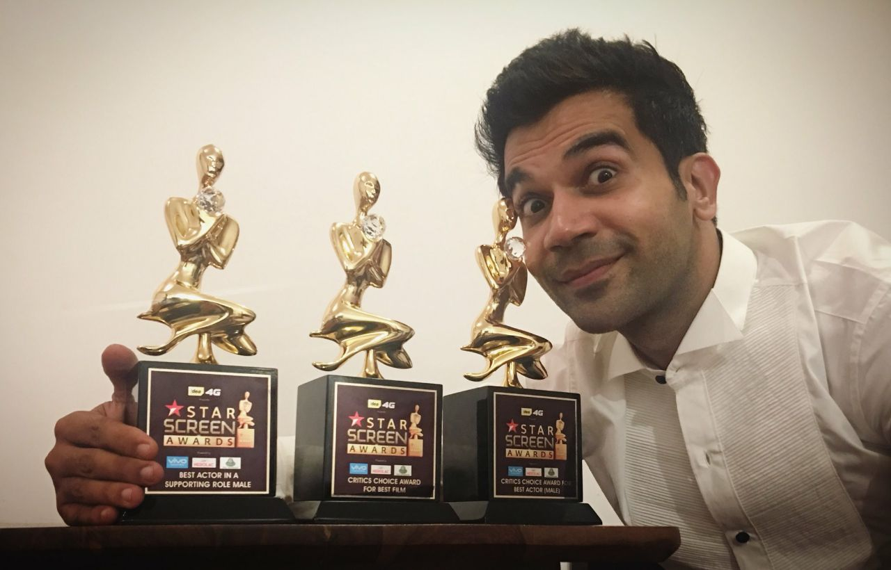 awards for his best performance
