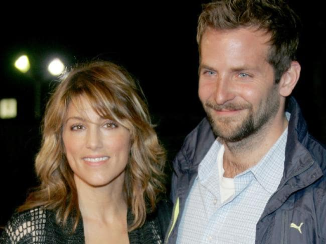 bradley cooper with Jennifer Esposito