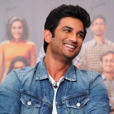 Sushant images with smile