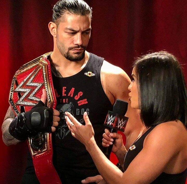 Roman Reigns-Charly Caruso