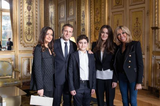 Emmanuel Macron Biography Girls Age Wife Children More