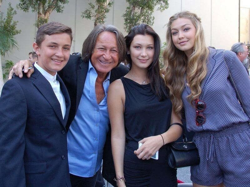 Gigi-Hadid-Family