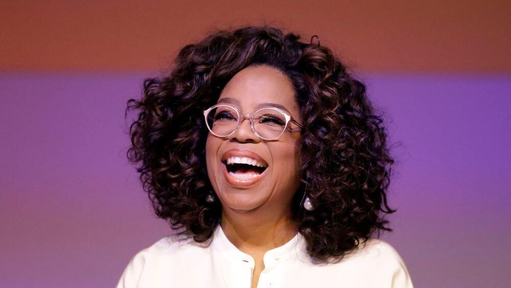 Oprah Winfrey Smile