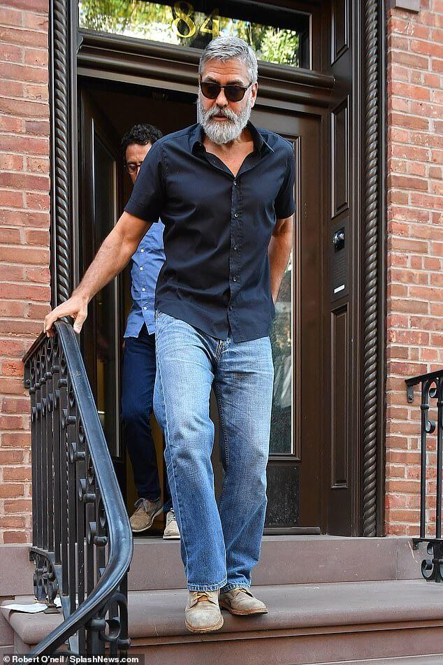 Soho style George Cloone