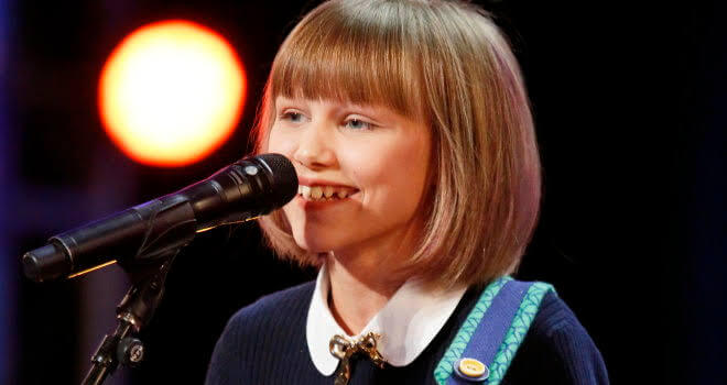 Grace VanderWaal 11th winner of AGT