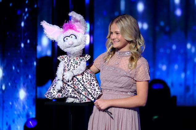 Darci Lynne Farmer 12th winner of AGT-America's Got Talent Winners